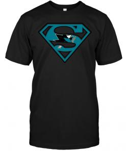 Superman: San Jose Sharks