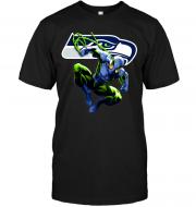Spiderman: Seattle Seahawks