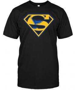 Superman: St. Louis Blues