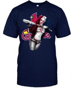 Harley Quinn: St. Louis Cardinals