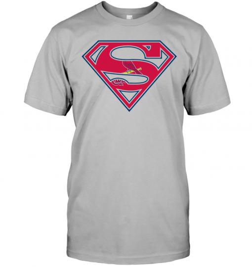 Superman: St. Louis Cardinals