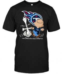 Charlie Brown & Snoopy: Tennessee Titans