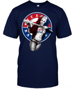 Harley Quinn: Texas Rangers