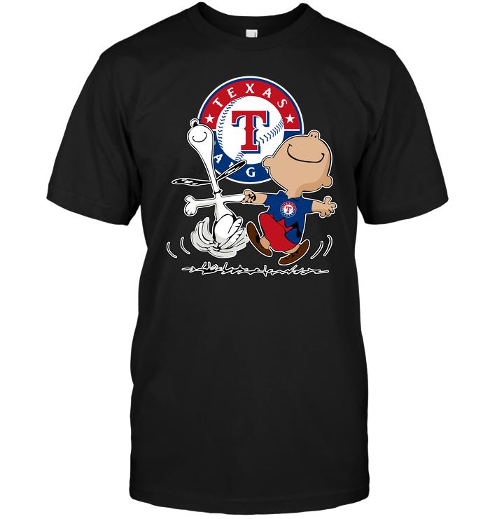 Charlie Brown & Snoopy: Texas Rangers