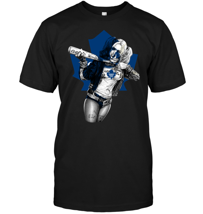Harley Quinn: Toronto Maple Leafs