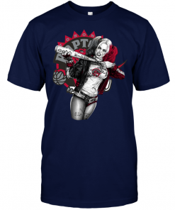 Harley Quinn: Toronto Raptors