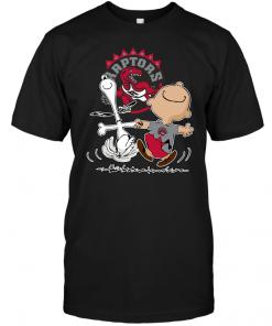 Charlie Brown & Snoopy: Toronto Raptors