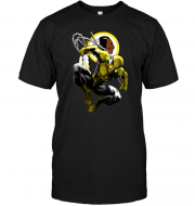 Spiderman: Washington Redskins