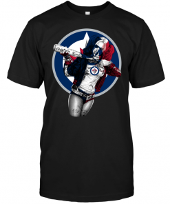 Harley Quinn: Winnipeg Jets