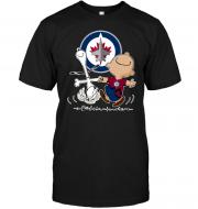 Charlie Brown & Snoopy: Winnipeg Jets
