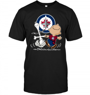 Charlie Brown & Snoopy: Winnipeg Jets