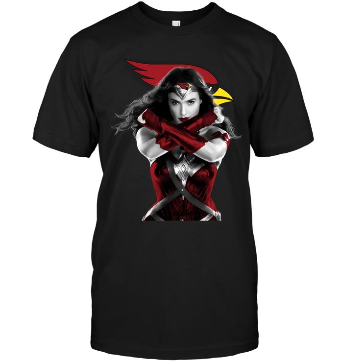 Wonder Woman: Arizona Cardinals