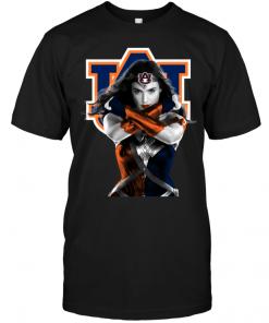 Wonder Woman: Auburn Tigers