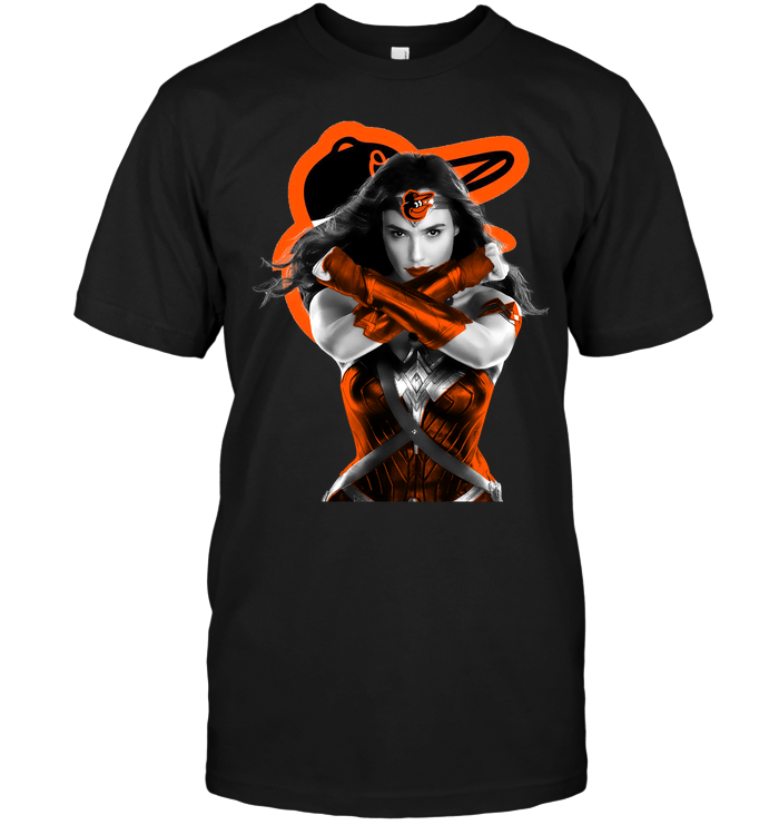 Wonder Woman: Baltimore Orioles