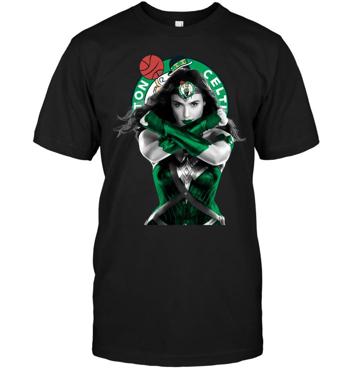 Wonder Woman: Boston Celtics