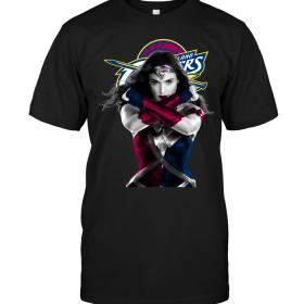 Wonder Woman: Cleveland Cavaliers