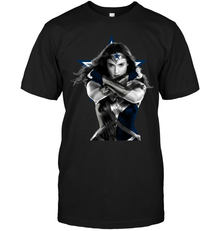 Wonder Woman: Dallas Cowboys