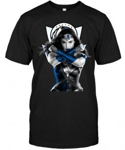 Wonder Woman: Dallas Mavericks