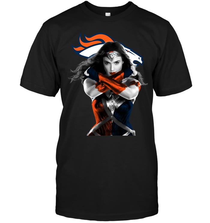 Wonder Woman: Denver Broncos