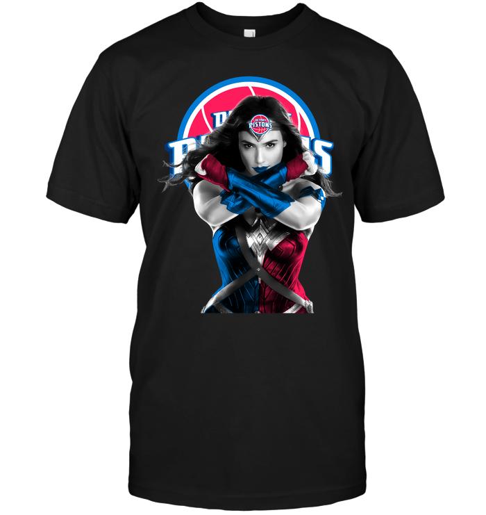Wonder Woman: Detroit Pistons