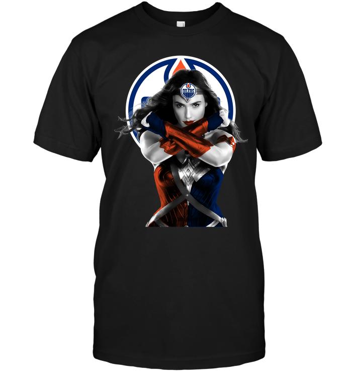 Wonder Woman: Edmonton Oilers