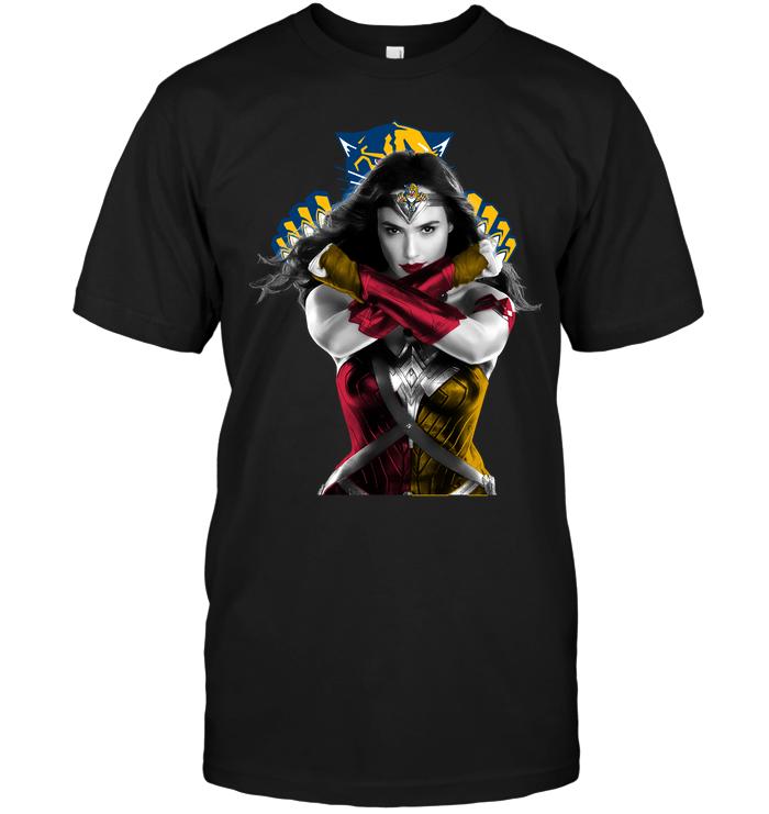 Wonder Woman Florida Panthers