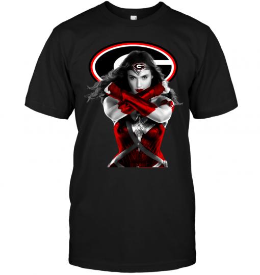 Wonder Woman: Georgia Bulldogs