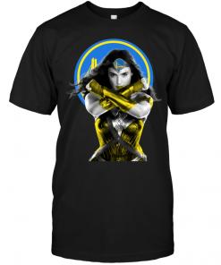 Wonder Woman: Golden State Warriors