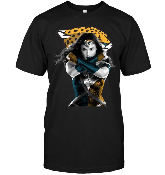 Wonder Woman: Jacksonville Jaguars