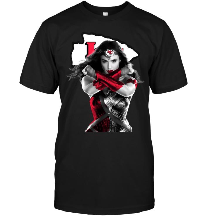 Wonder Woman: Kansas City Chiefs