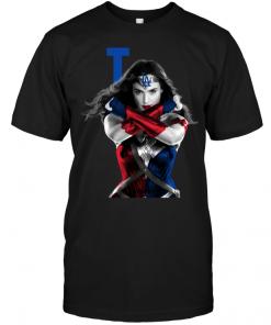 Wonder Woman: Los Angeles Dodgers