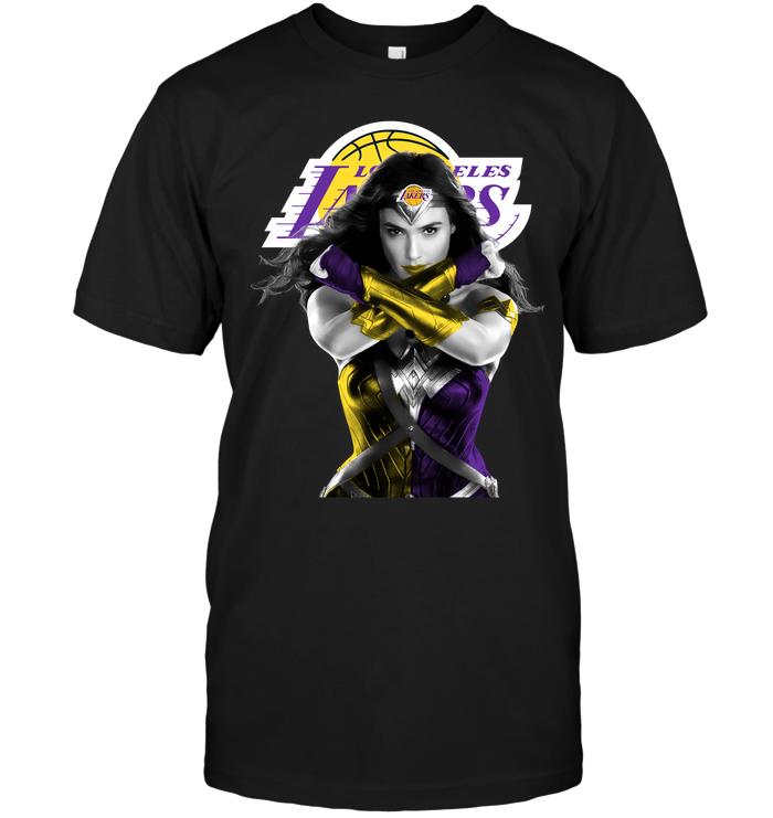 Wonder Woman: Los Angeles Lakers