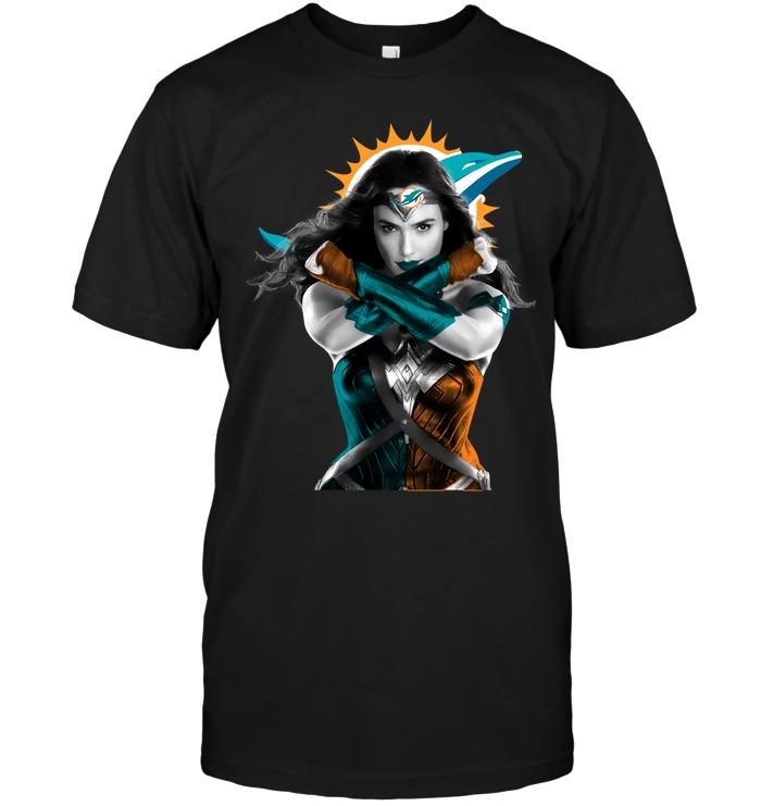 Wonder Woman: Miami Dolphins