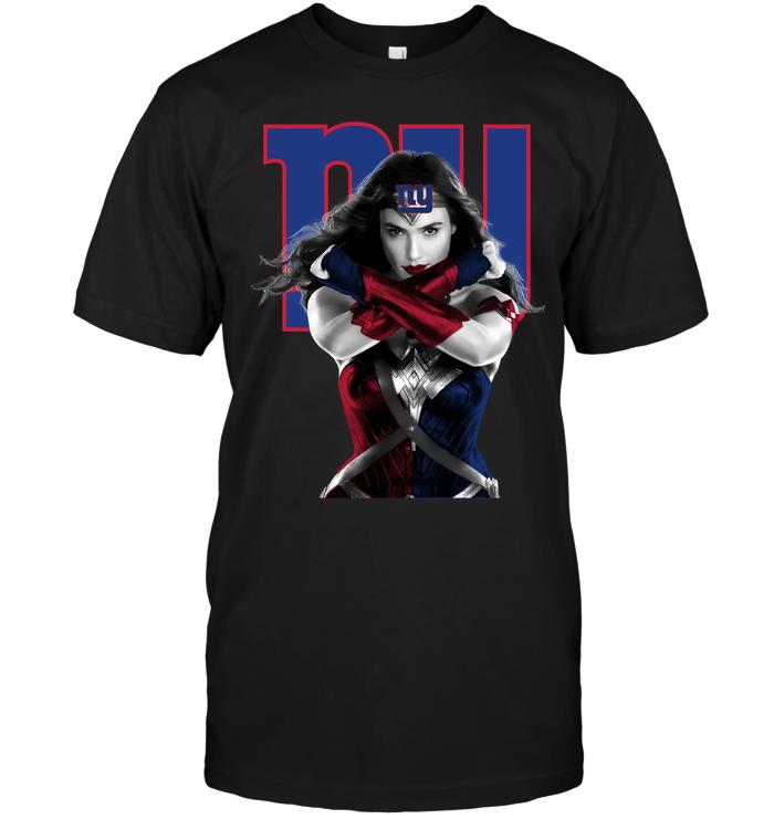 Wonder Woman: New York Giants