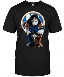 Wonder Woman: New York Islanders