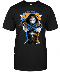 Wonder Woman: New York Knicks
