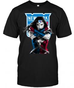 Wonder Woman: New York Rangers