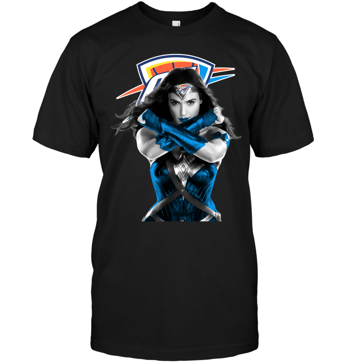 Wonder Woman: Oklahoma City Thunder