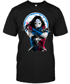 Wonder Woman: Philadelphia 76ers