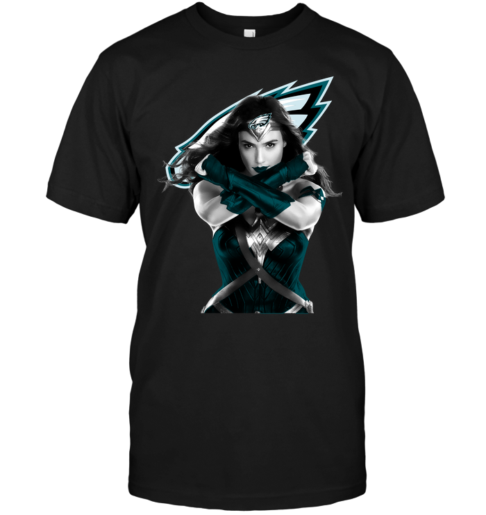 Wonder Woman: Philadelphia Eagles