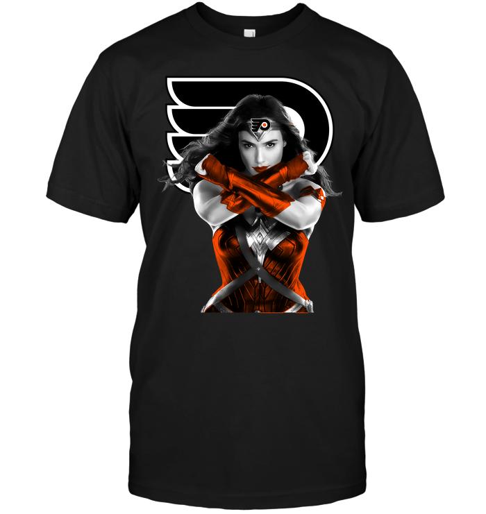 Wonder Woman: Philadelphia Flyers