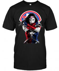 Wonder Woman: Philadelphia Phillies