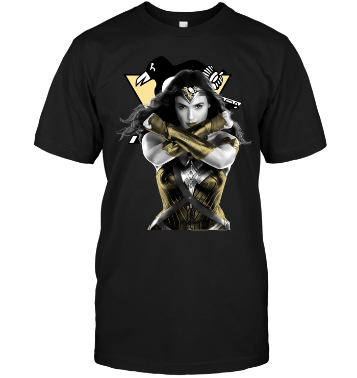 Wonder Woman: Pittsburgh Penguins
