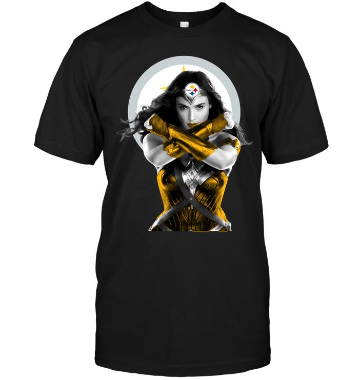 Wonder Woman: Pittsburgh Steelers