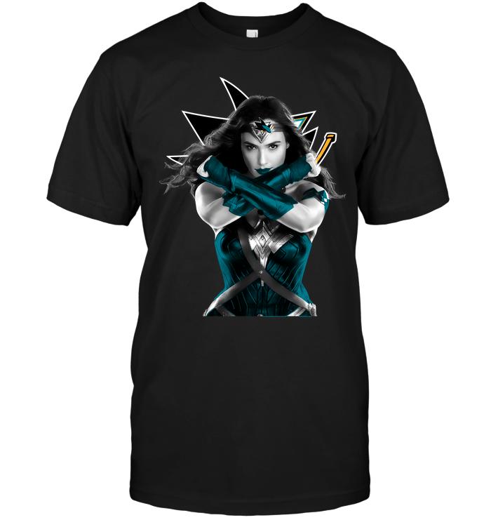 Wonder Woman: San Jose Sharks