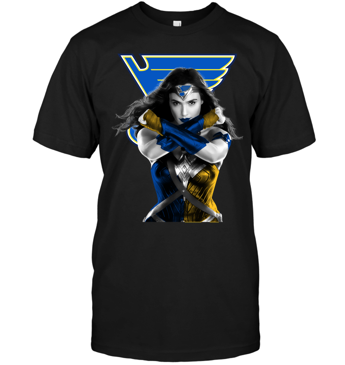 Wonder Woman: St. Louis Blues