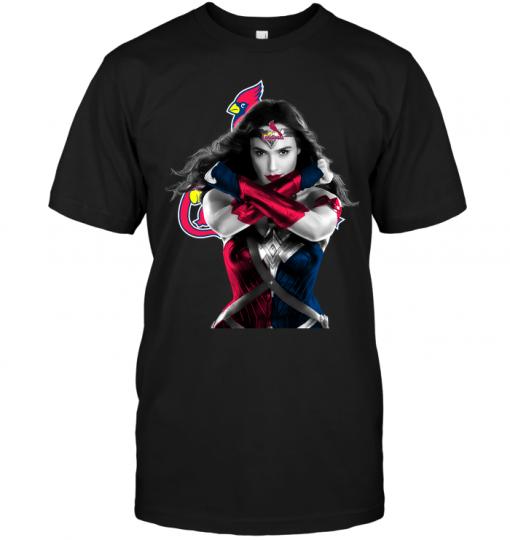 Wonder Woman: St. Louis Cardinals