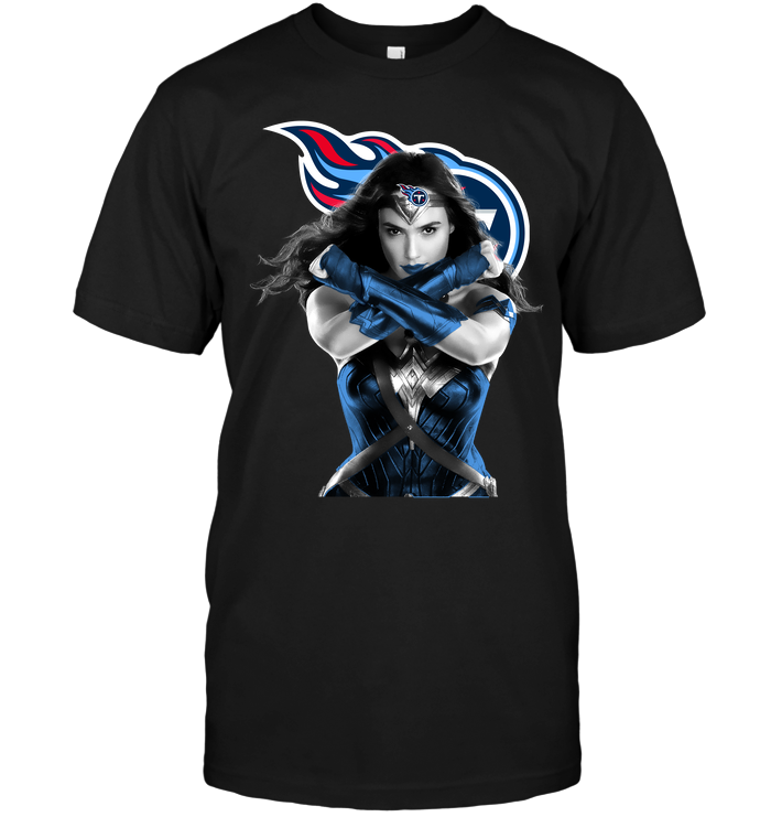 Wonder Woman: Tennessee Titans