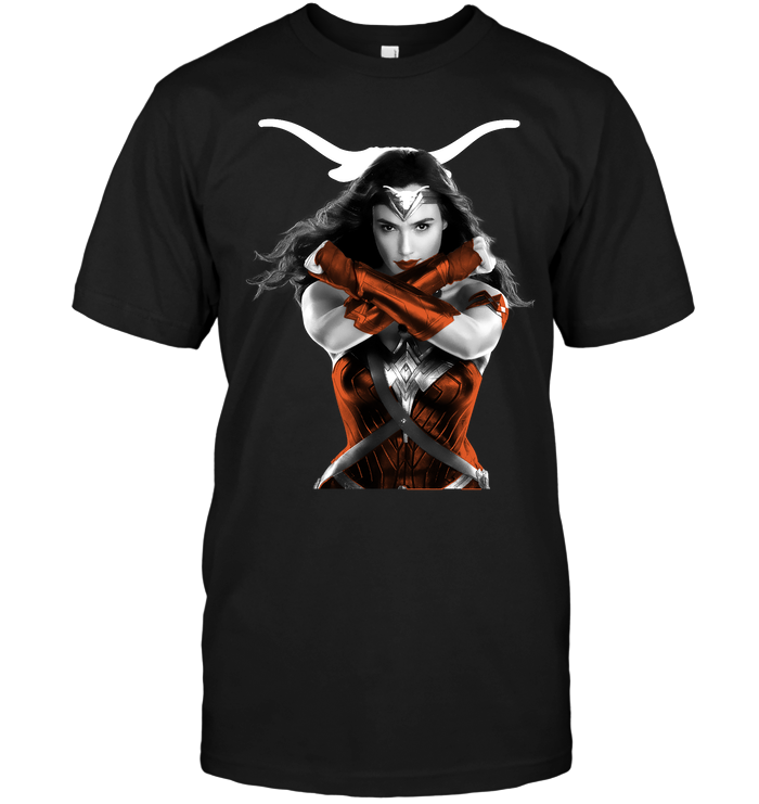 Wonder Woman: Texas Longhorns