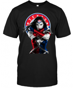 Wonder Woman: Texas Rangers